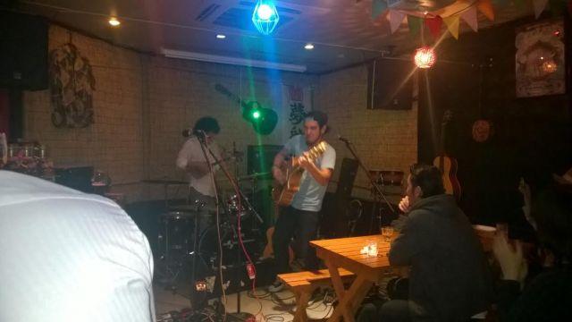 Okinawas tradisjonelle musikk, live